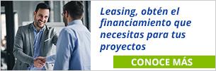 Leasing, obtén el financiamiento que necesitas para tus proyectos - Banco Consorcio
