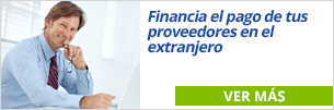 Financia el pago de tus proveedores en el extranjero