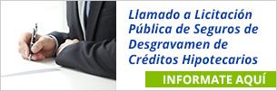 Licitación Hipotecario